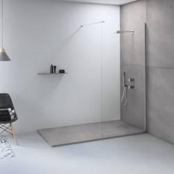 Plato de ducha textura cemento CEMENT NUOVVO - DETALLE 2
