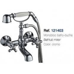 121403 classic-MONOMANDO BAÑO DUCHA
