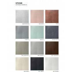 Plato de Ducha de Resina textura PIEDRA PIZARRA - Verrochio STONE-colores