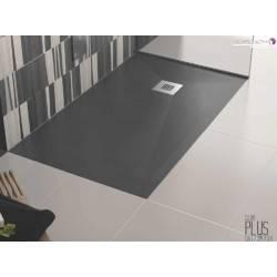 Plato de Ducha de Resina textura LISO- Duplach Stone Plus