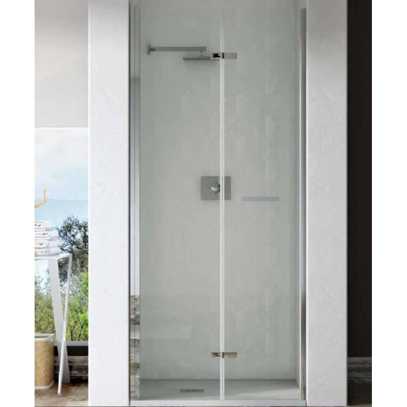 Mampara de Ducha Frontal - SINTESIS (VAROBATH) - 1 puerta plegable